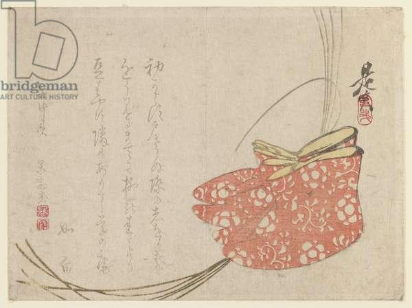 Surimono (woodblock print)