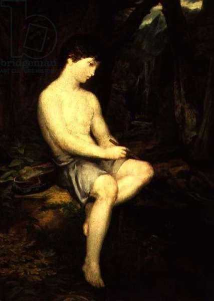 Italian Shepherd Boy, c.1821-23 (oil on canvas)