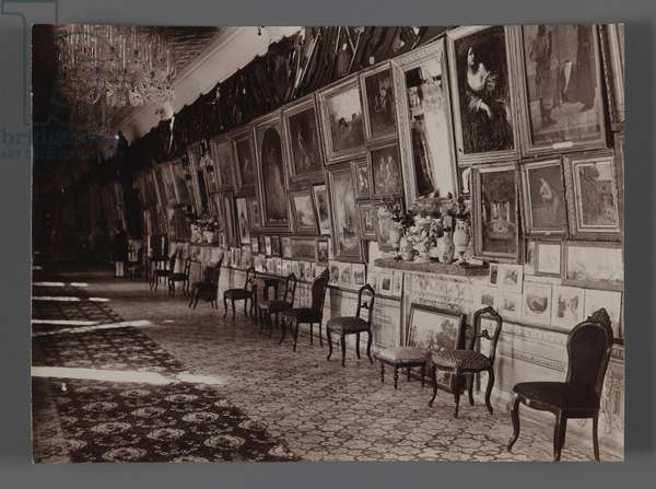 Untitled, late 19th-early 20th century (b/w photo)