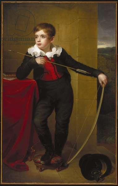 George Taylor II, 1811 (oil on canvas)