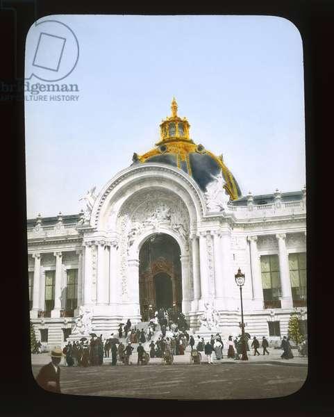 Paris Exposition: Petit Palais, 1900 (lantern slide)