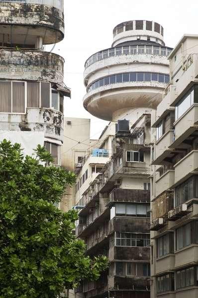 Mumbai (Bombay), India. Photograph 10/10/07.