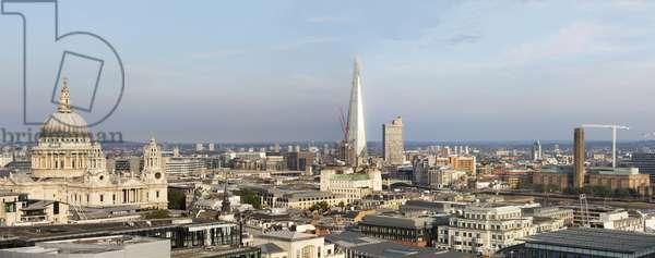 London Shard London Bridge - 32 London Bridge Street - London - England 2012 - Renzo Piano -