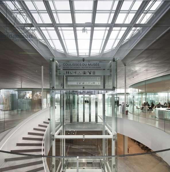 The museum of Louvre-Lens Louvre-Lens - 2012, Kazuyo Sejima and Ryue Nishizawa - Sanaa Agency -