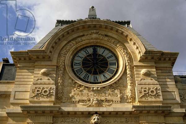 Musee d'Orsay, 1 rue de Bellechasse, Paris 75007. Architects of rehabilitation: ACT Architecture and Gae Aulenti; 1986. Built by Victor Laloux on the site of the former palace of Orsay, burned in 1871, it was the first electric station for the 1900 World Exhibition.