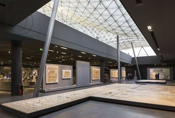The Department of the Arts of Islam of the Louvre Department of the Arts of Islam - Louvre - Paris 1er - 2012 - Mario Bellini - Rudy Ricciotti