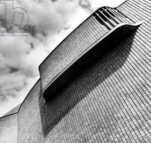 House of Culture in Helsinki, Finland. Architect Alvar Aalto, 1952-1958. Photography 1958.