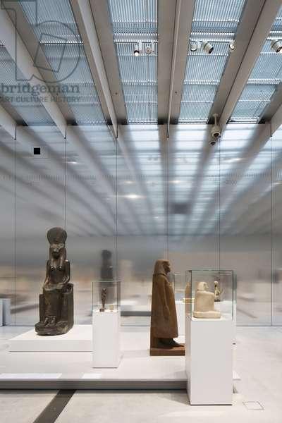La Galerie du Temps du Musee du Louvre-Lens - 2012, Kazuyo Sejima and Ryue Nishizawa - Sanaa Agency -
