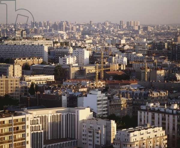 North is Parisian, Paris 19th.