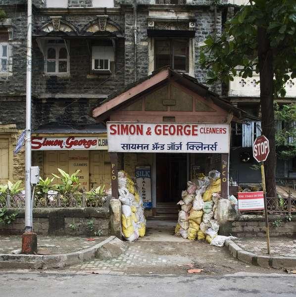 Mumbai, in Bombay, India. photograph 10/10/07.