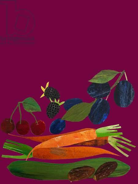 Fruit & veggies vegetables,2020,cutout