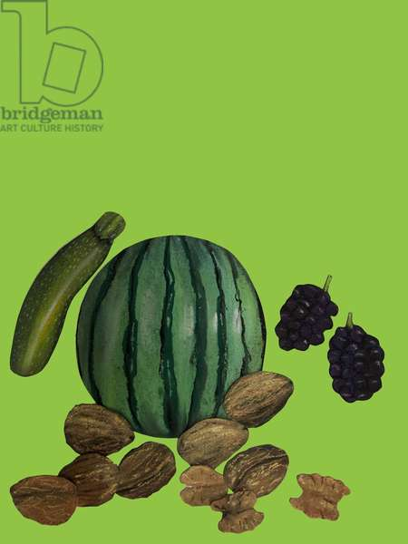 Fruit & veggies,2020,cutout
