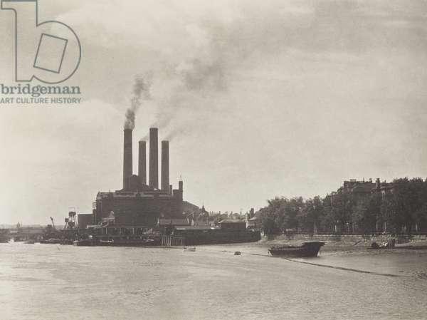 Chelsea, 1920s (b/w photo)