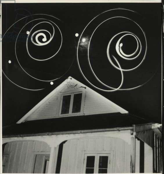 Reconnaissance of Terra, Waimamakau, Northland, 1957 (gelatin silver print)