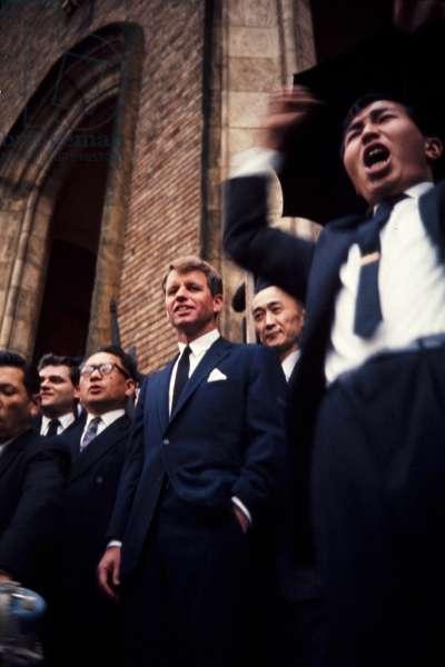 Robert Kennedy, Tokyo, c.1965 (photo)