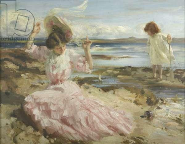 By summer seas, c.1904 (oil on canvas)