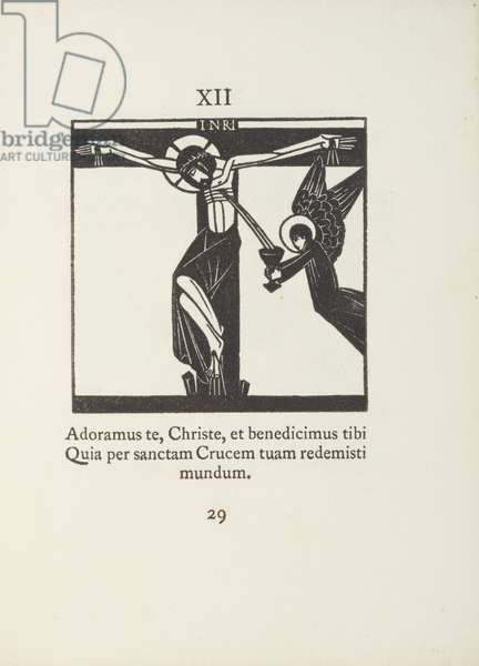 The Way of the Cross, 1920 (print)