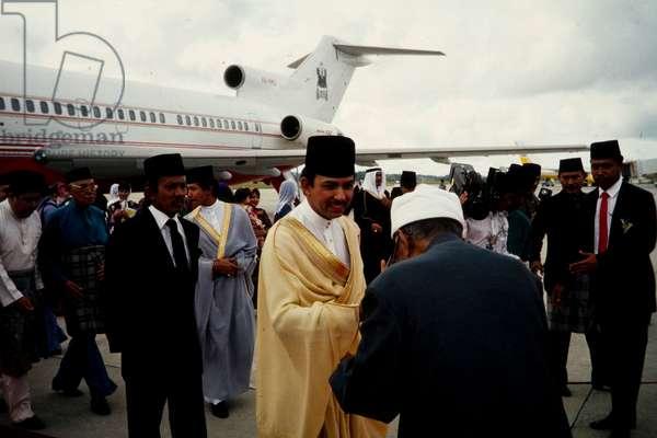 The Sultan Of Brunei (photo)