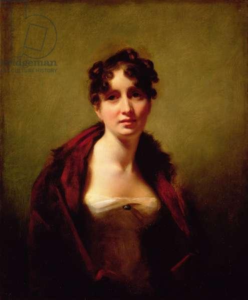 Jane Fraser Tytler, c.1810 (oil on canvas)