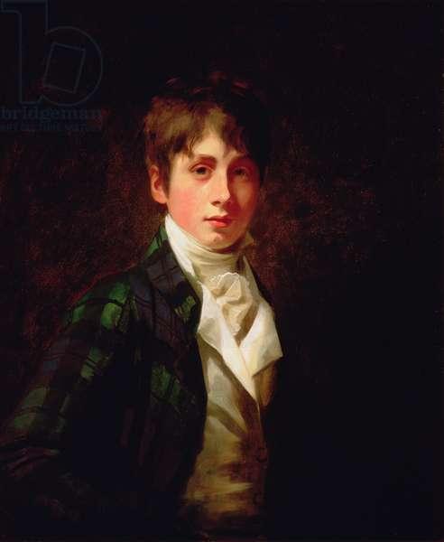 Edward Satchwell Fraser, Jr., 1803 (oil on canvas)