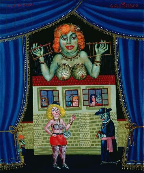 Puppet Show, 1997