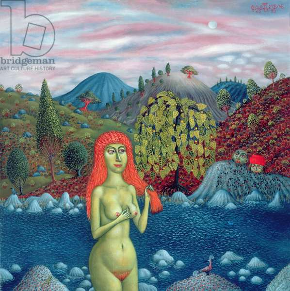 Susanna and the Elders, 1996