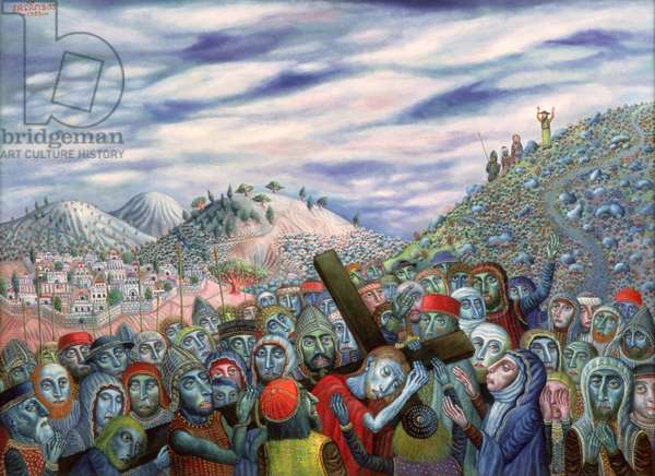 The Bearing of the Cross, or The Way to Golgotha, 1997