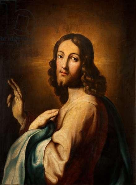 Our Saviour (oil on canvas)