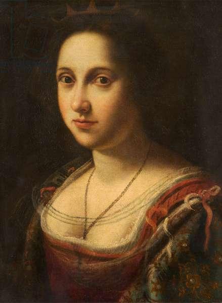 Eleanor of Toledo (oil on canvas)
