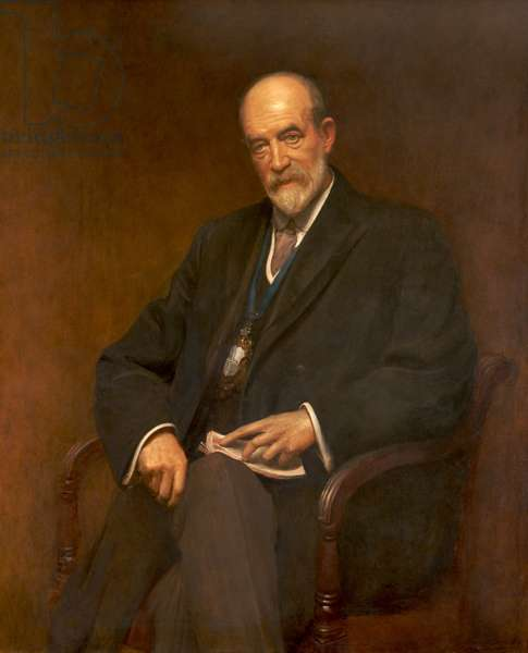 George Henry Kenyon, 1915 (oil on canvas)
