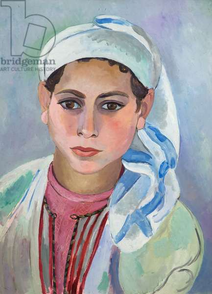 Hassan, c.1920-46 (oil on canvas)
