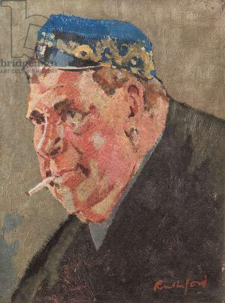 The Hollander, c.1930 (oil on canvas)