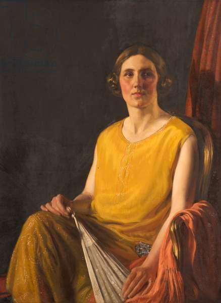 Lorna Beadle (oil on canvas)