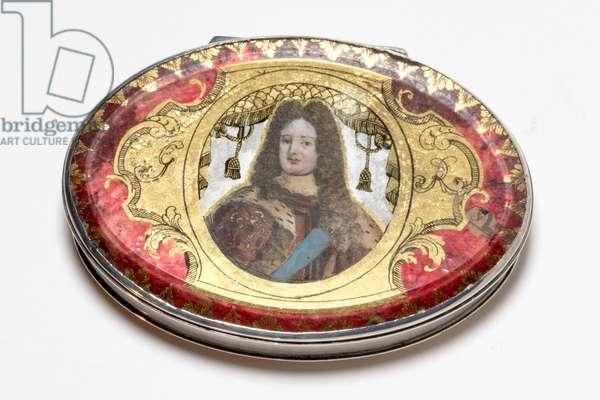 Prince Regent's Box, c.1811-20 (metal)
