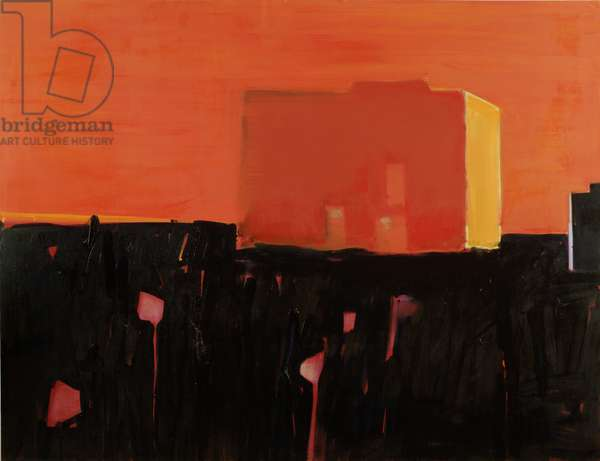 High Rise, 2005 (oil on canvas)