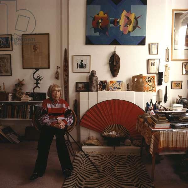 Eileen Agar, 1984 (photo)