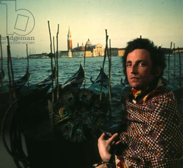 Patrick Procktor, Venice, c.1970 (photo)
