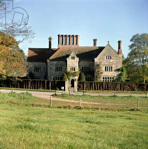 View of Bateman's, Burwash, East Sussex (photo)