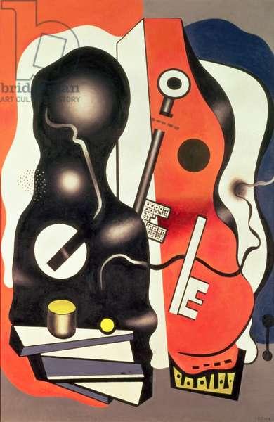 Still Life with Keys, 1930 (oil on canvas)