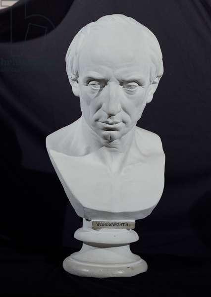 Bust of William Wordsworth (1770-1850) (plaster)