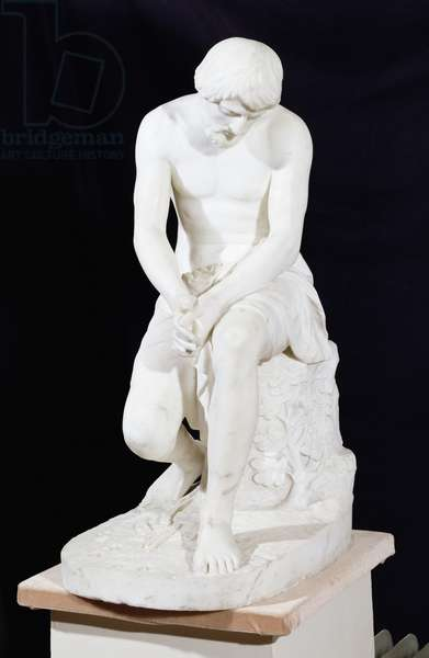 The Repentant Prodigal (marble)