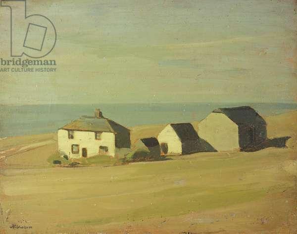 Judd's Farm, 1912 (oil on canvas)