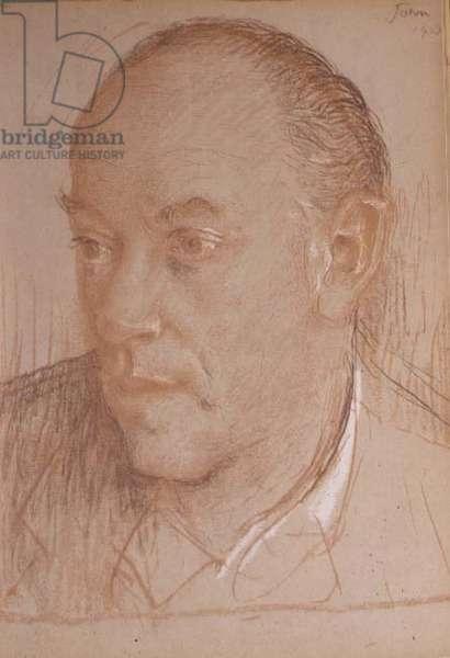 Portrait of Baron Philippe de Rothschild (1902-88) 1953