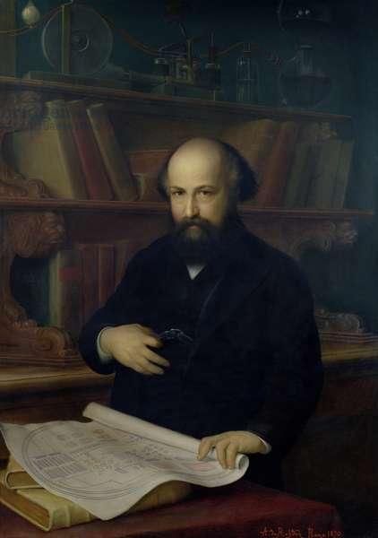 Ludwig Mond (1839-1909) 1890 (oil on canvas)