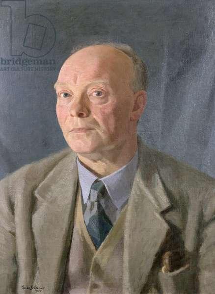 W.T. Astbury, 1955 (oil on canvas)