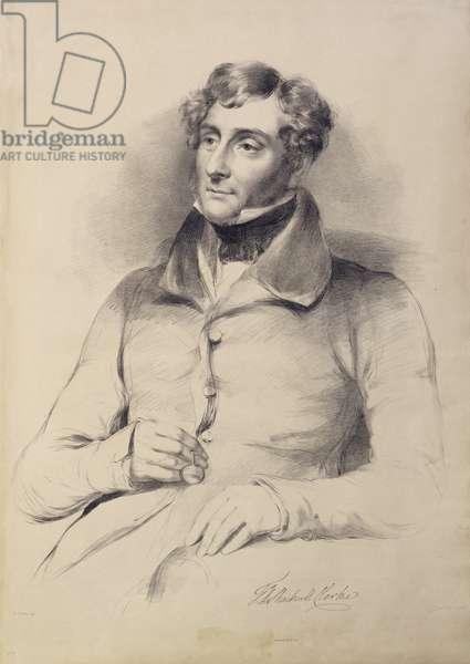 Thomas Henry Shadwell Clerke (1792-1849) (litho)