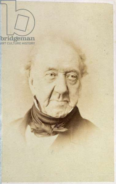 Henry William Pickersgill (1782-1875) (albumen print)