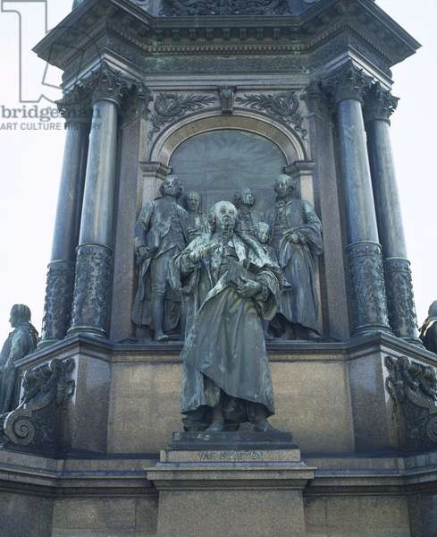 Gerard van Swieten (1700-1772), Dutch-Austrian physician, Vienna