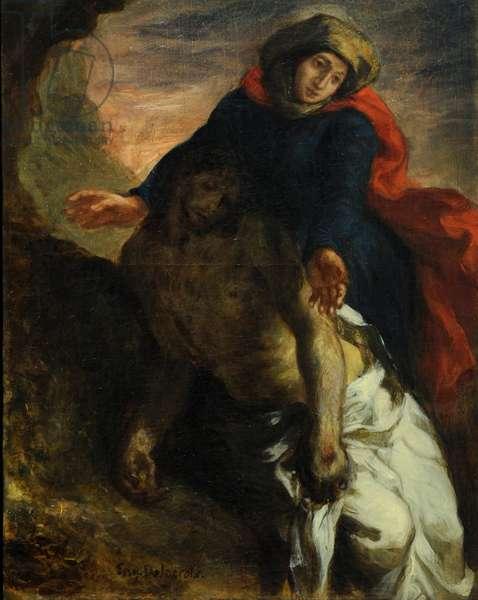 Pieta, 1850