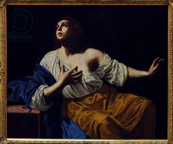 Mary Magdalene Penitent, c.1640